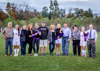 14 OCT 14 Senior Night