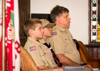 Garrett's Eagle Scout Celebration